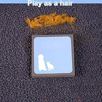 Lsnisni Cepillo de Limpieza para Cachorros y Gatos para Mascotas, de Espuma para el Pelo: Amazon.es: Productos para mascotas