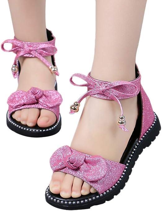 Little Girls Sandals Princess Shoes