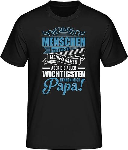 Herren Papa B/är Best Dad Ever Vater Vatertag Geburtstag Geschenk T-Shirt