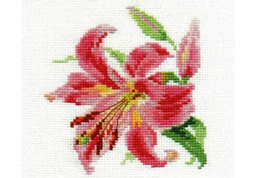 Alisa 4 Unprinted Needlework Kit Rabbit 0-170
