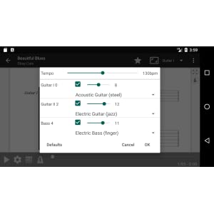 GuitarTab Pro - Tabs and chords: Amazon.es: Appstore para Android