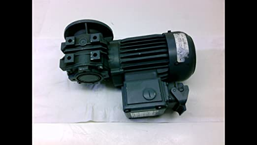Bauer Bs03-37V/D06la4-Tf-St/Amul Helical Gear Motor, 3 Phase