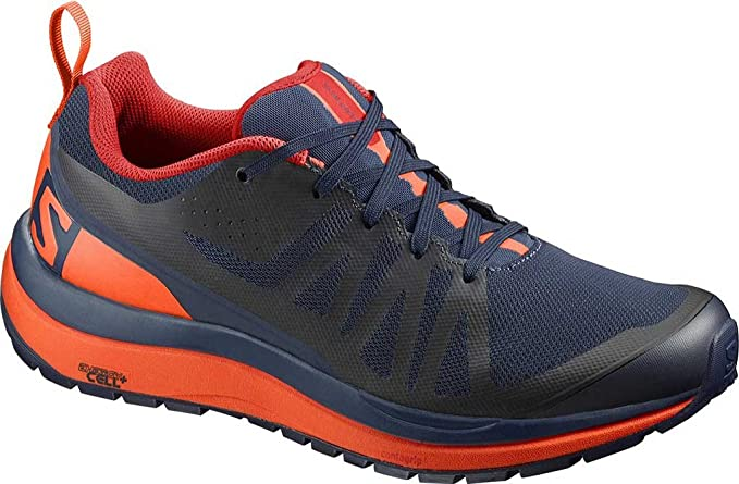 Review: Salomon Odyssey Pro || Hiking shoe with strong