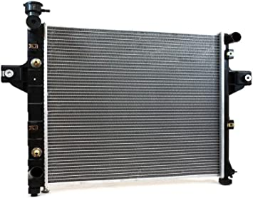 4.0L Engine Radiator for 99 1999 Jeep Grand Cherokee