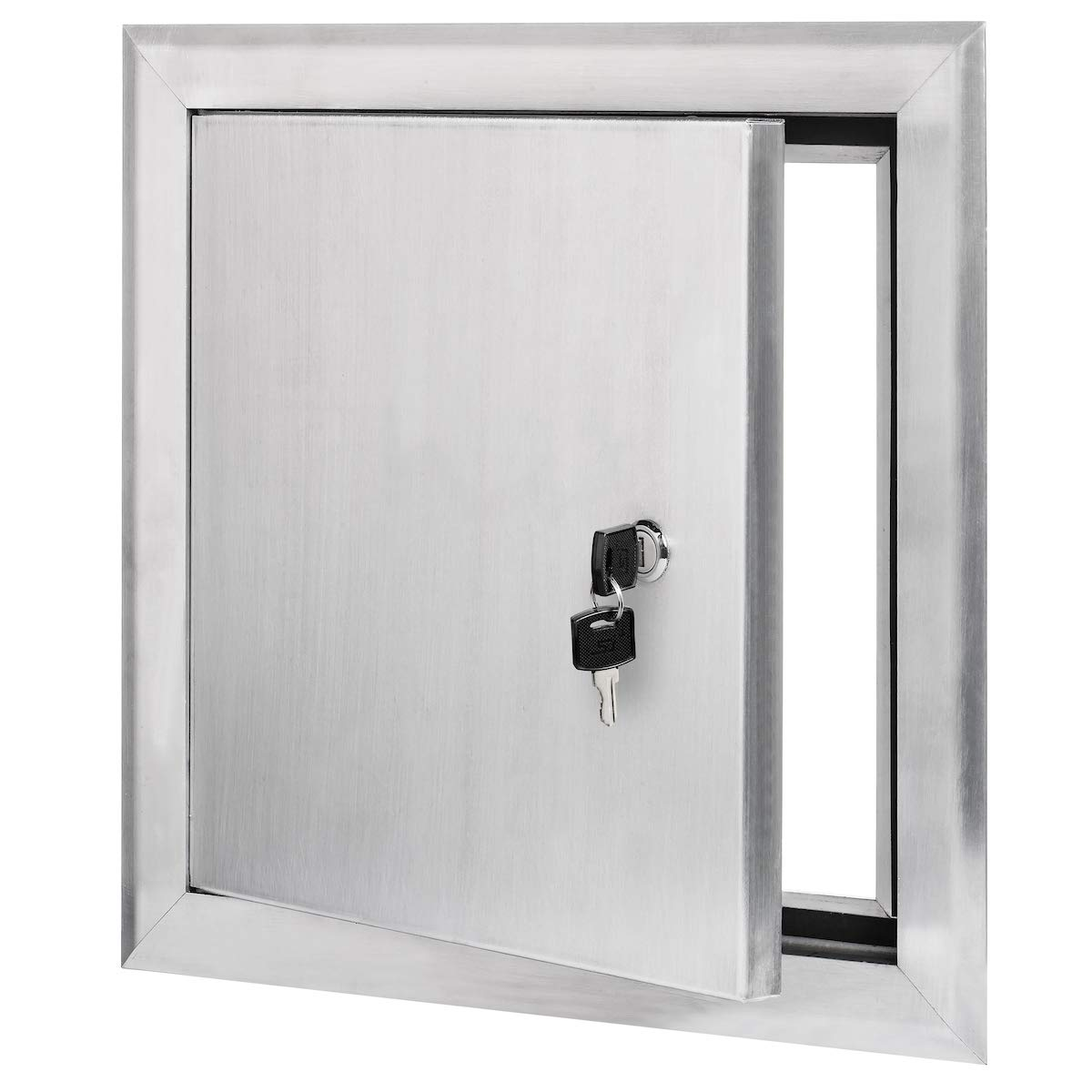 Premier 2400 Series Aluminum Universal Access Door 12 x 12 (Keyed Cylinder Latch)