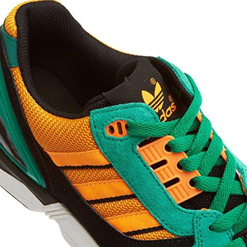 Adidas ZX 8000 Schuhe fresh green-zest-white vapour - 43 1/3