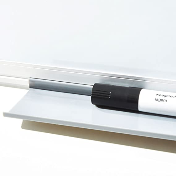 laccato magnetica eletto Miglior rapporto Qualità/prezzo Lavagna Office Marshal bianco 60 x 45 cm Serie Pro quadro alluminio