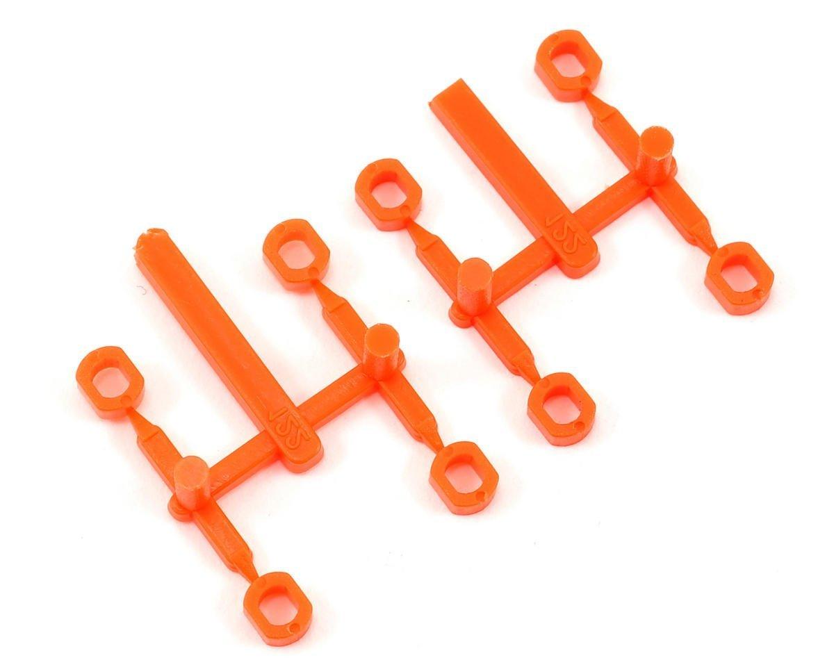 ムーアの理想的な製品13131 MIP Pucks、オレンジ B00NE0IRBC