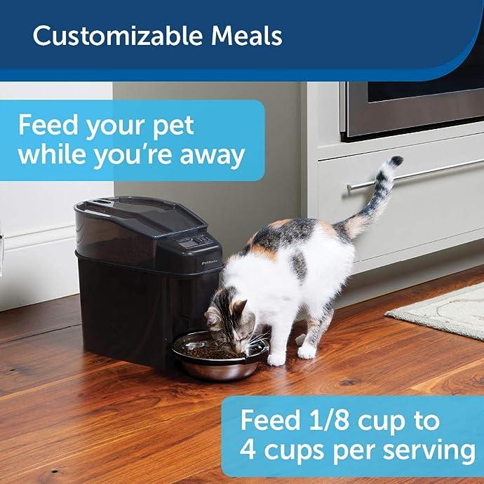 销量第一 PetSafe 可编程 自动宠物喂食器 6折$89.45 海淘转运到手约¥821