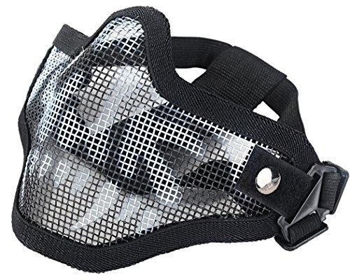Metal Mask (Coxeer Tactical Airsoft Mask