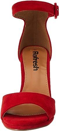REFRESH 69541.0, Zapatos con Tira de Tobillo para Mujer