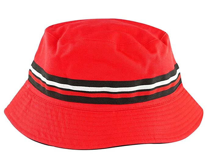 37a024a7d1ed7 Fila Men s Heritage Basic Comfort Fashion Bucket Hat at Amazon Men s  Clothing store