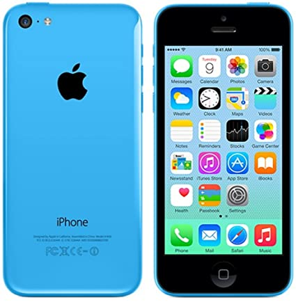 brand new apple iphone 5c 16gb unlocked factory smartphone blue ebay. Black Bedroom Furniture Sets. Home Design Ideas
