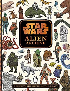 Book Cover: Star Wars: Alien Archive