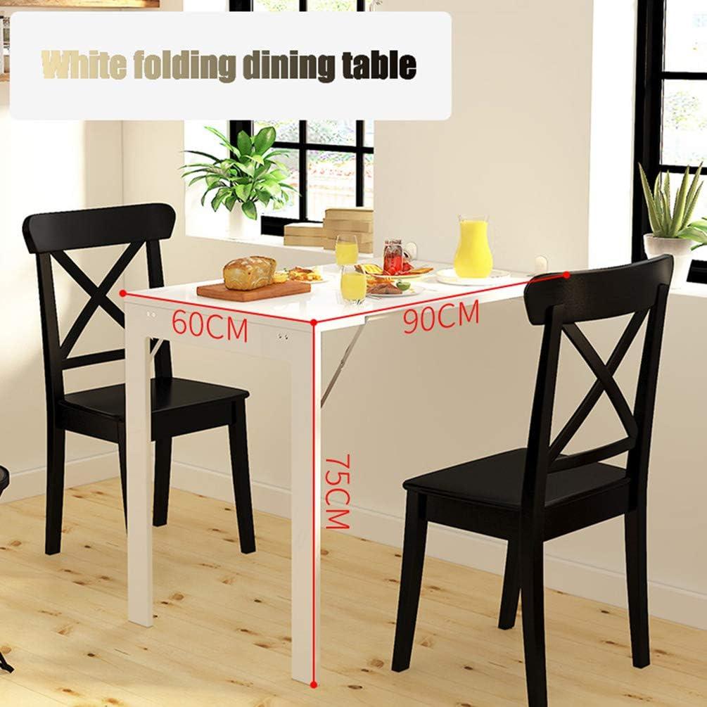 Salle à Manger RENJUN Table Pliante Murale Rabattable pour Cuisine