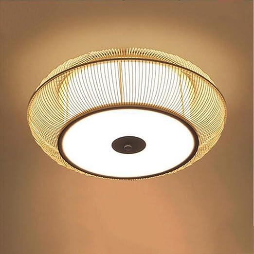 CAIXIA Flush Mount Creative Japanese Ceiling Light Living