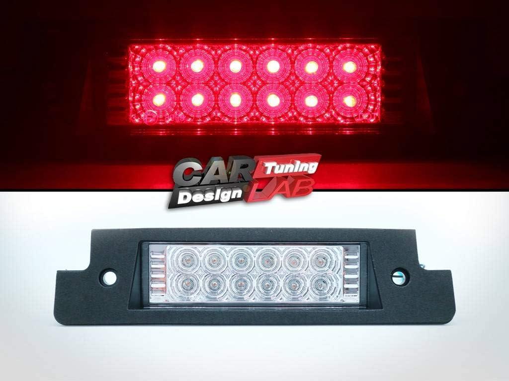 06/Defender 90 04/Discovery 97 CarLab LED Haute 3/ème Troisi/ème feu Stop pour 94