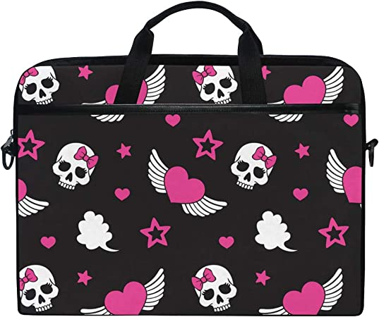 Laptop Sleeve Bag Hearts Cover Computer Liner Package Protective Case Waterproof Computer Portable Bags