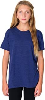 product image for American Apparel Youth Triblend Short-Sleeve T-Shirt (TR201W)