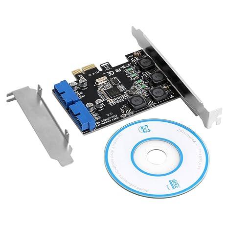 mimgo Store 2 pines USB 3.0 - Puerto tarjeta PCI-e a PCI ...