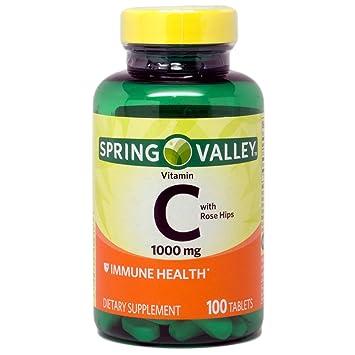 Who makes Spring Valley vitamins?