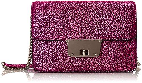 Bag Body Cross Convertible Metallic Mini Astor Pink MILLY wZqSaUY