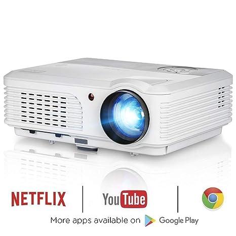 Amazon.com: Eug Home Cinema 640, HDMI, 3200lú ...