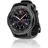 Samsung Gear S3 Frontier 4G LTE Wi-Fi Tizen 46mm Smart Watch - SM-R765A (ATT) (Renewed)