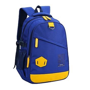 a25912d1f267 Primary School Bag Backpack for Boys Girls Kids Childrens Book Bag ...