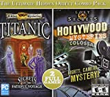 Encore Hidden Mysteries: Titanic & Hollywood Mysteries 2-Pack Win. PC