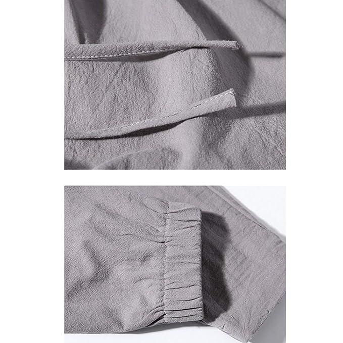 BESTHOO Pantalones Chinos for Hombres Pantalones Deportivos ...