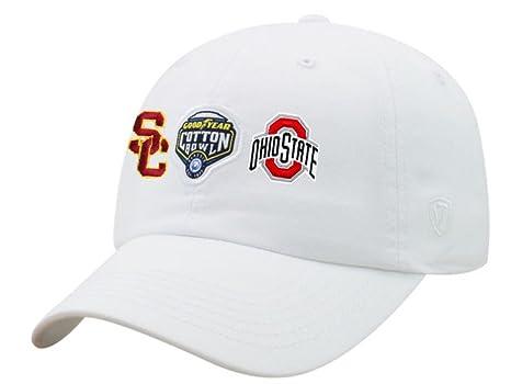 Ohio State Buckeyes USC troyanos remolque 2017 algodón cuenco de ...
