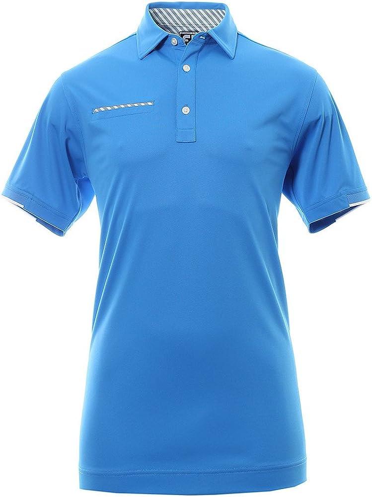 Footjoy Smooth Pique Solid Polo de Golf, Hombre: Amazon.es: Ropa y ...