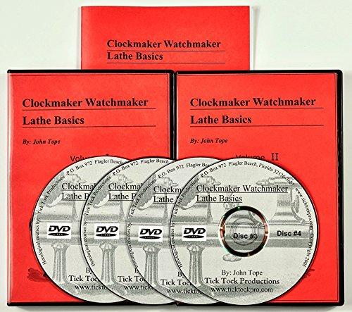 Clockmaker Watchmaker Lathe (Lever Collet)