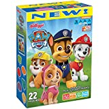 Kellogg's Paw Patrol Fruit Flavored Snacks, 22 Count, 17.6 Ounce Review