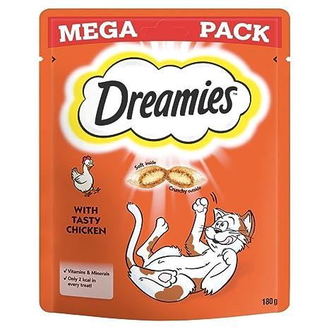 DREAMIES Golosinas para Gatos