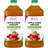 StBotanica Apple Cider Vinegar, 500ml (Pack of 2)
