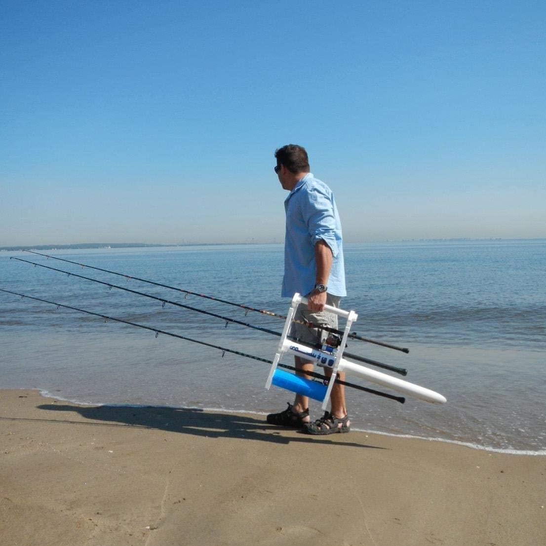 Spikengo Fishing Pole Carrier