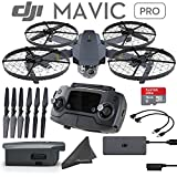 Cheap DJI Mavic Pro Cage Bundle: Includes Mavic Propeller Cage & 3 Sets of DJI 7228 Quick Release Folding Propellers and more…