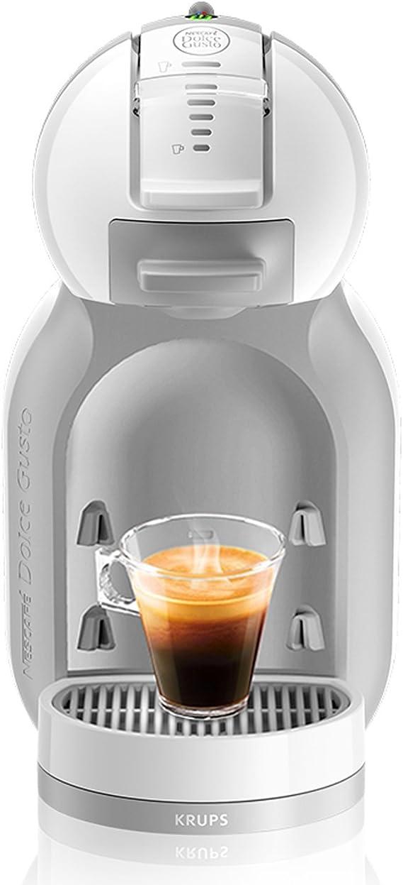 Pack Krups Dolce Gusto Mini Me KP1201 - Cafetera de cápsulas, 15 ...