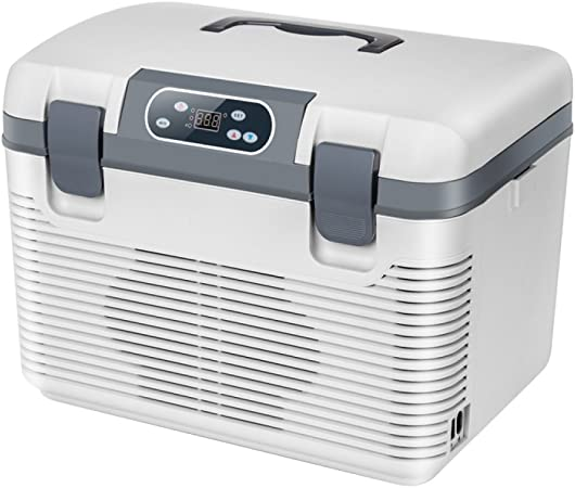 Refrigerador del Coche, Nevera del Compresor I Caja del Congelador ...