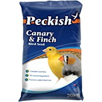 Peckish Canary and Finch Bird Seed Mix, 20kg