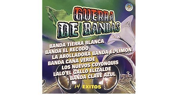 Guerra De Bandas, Vol. I by Varios Artistas on Amazon Music ...