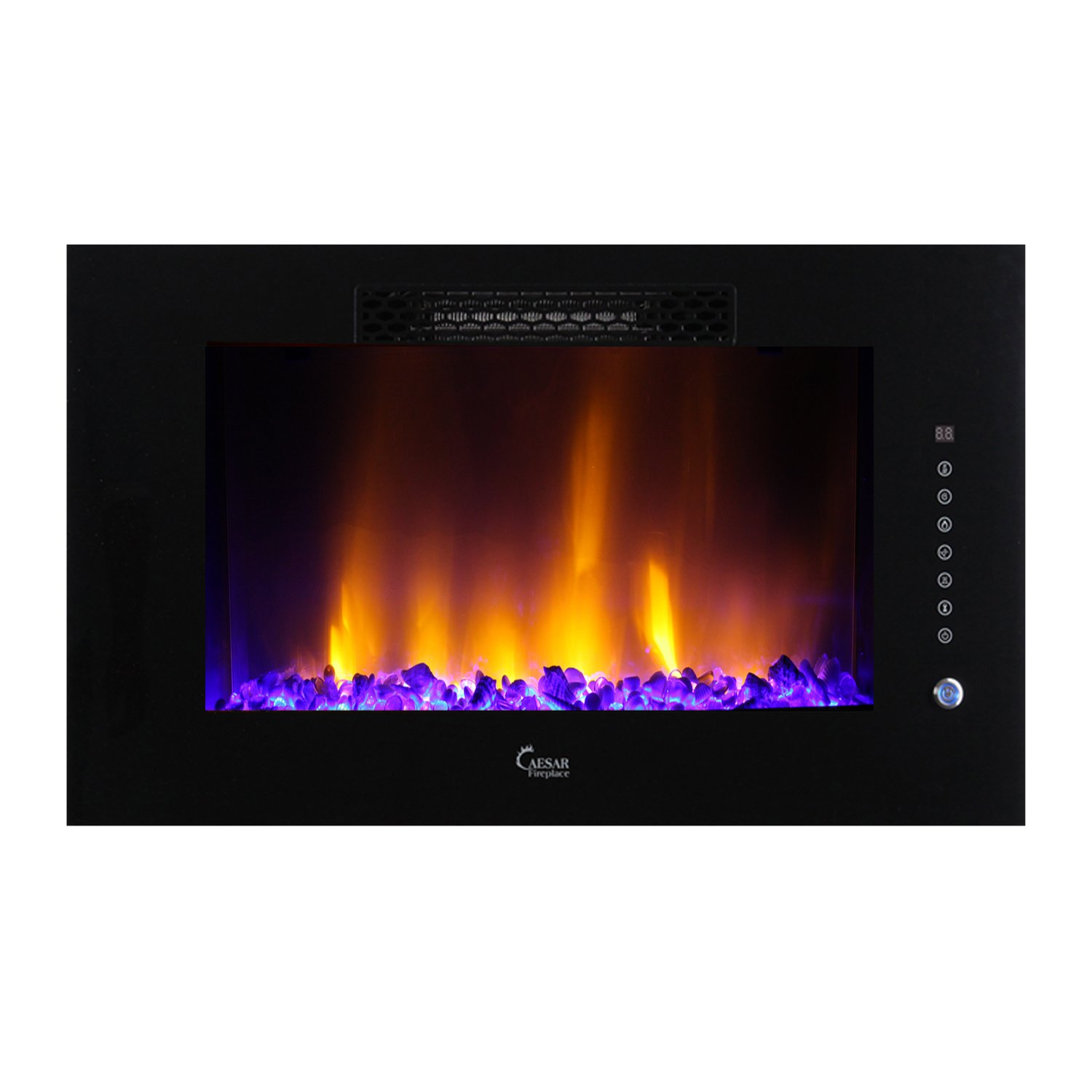 dinatale electric reviews home fireplace ca real improvement mounted wayfair flame pdp wall