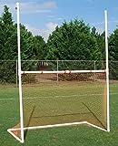 Multi-Sport Goal : Soccer Goal and Football Field Goal in One