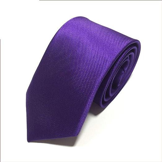 Corbatas Formal Clásica para Hombre Corbata Estrecha de los ...