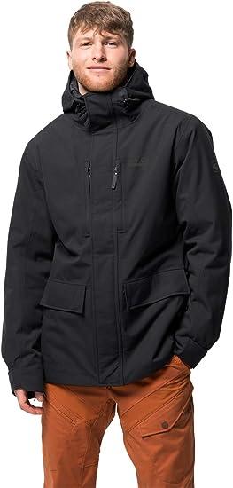 jack wolfskin herren winterjacke west coast jacket