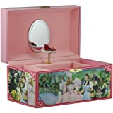 The Wizard of Oz Dorothy and Glinda Jewelry Box San Francisco Music Box