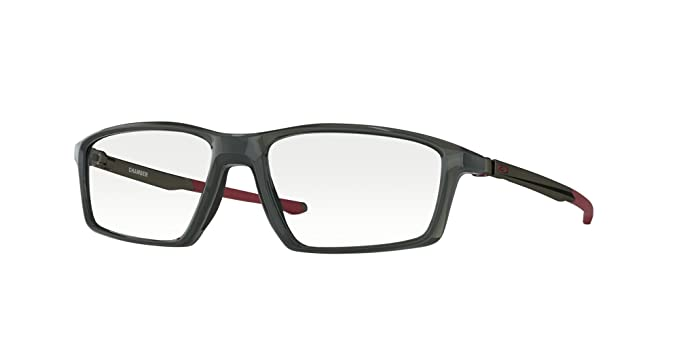 gran descuento sobornar auténtico tiendas populares Oakley Chamber, Monturas de gafas para Hombre, Gris 53 ...