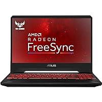 ASUS TUF FX505DY-BQ008T 15.6 Inch Full HD Slim Bezel Gaming Laptop - (Black) (AMD Ryzen R5-3550H Quad-Core Processor, RX560 4 GB Dedicated Graphics, 8 GB RAM, 1 TB FireCuda SSHD)